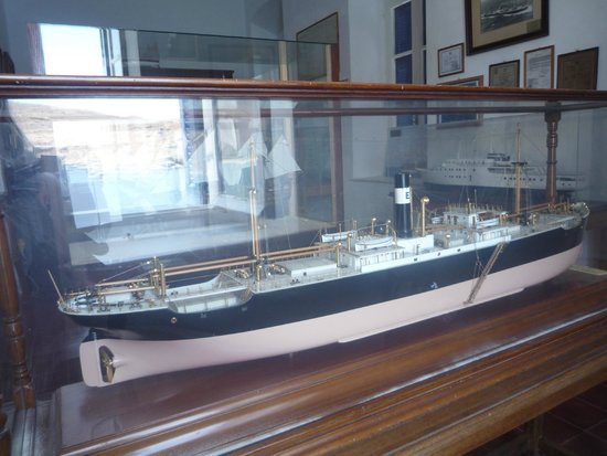 Nautical Museum Andros