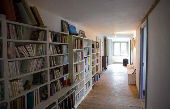 Le Montellier : Bibliothèque