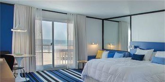 Montauk Blue Hotel: Room