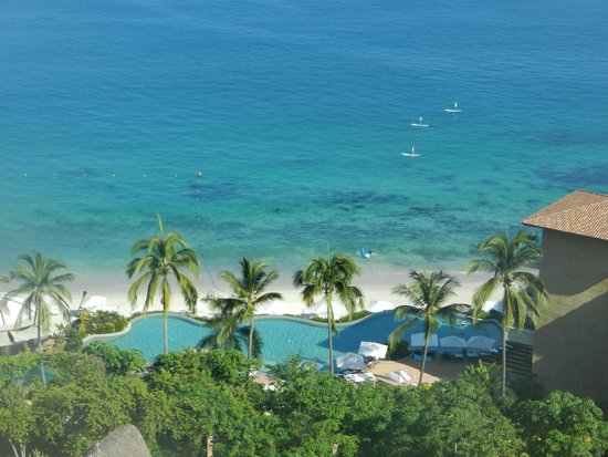 Garza Blanca Preserve, Resort & Spa: View from room