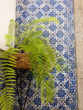 Gallery Hostel: Beautiful tiles