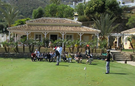 La Quinta Golf & Country Club : Clases en grupo
