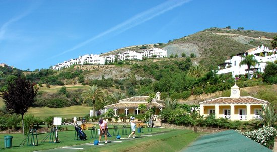 La Quinta Golf & Country Club : Instalaciones de la Escuela de golf La Quinta