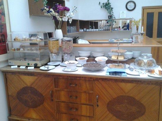 Hotel Nabucco : colazione: zona dolce