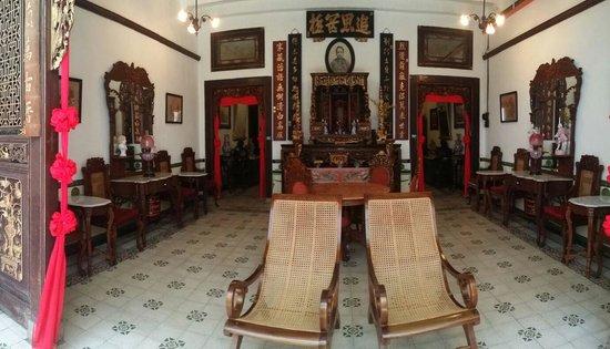 Straits Chinese Jewelry Museum Malacca: Ancestral Hall