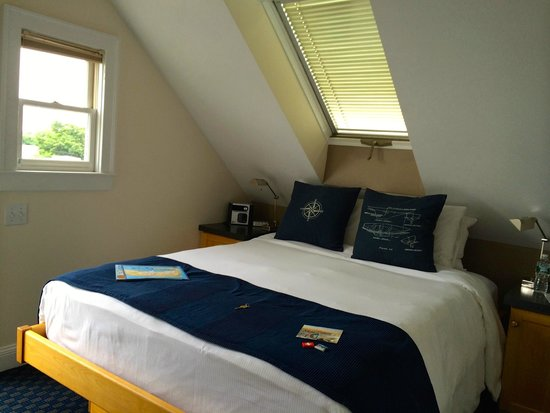 Benchmark Inn : Room 7