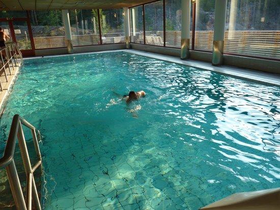 Hotel Korpilampi: The pool