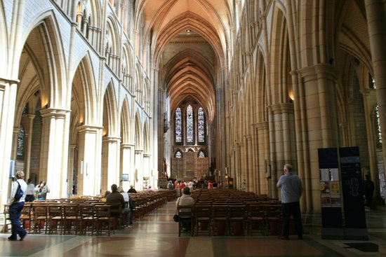 Truro Cathedral: Nice