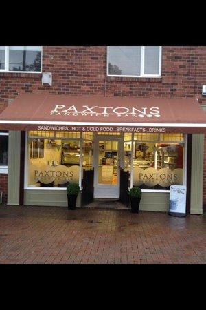 Paxtons Sandwich Bar