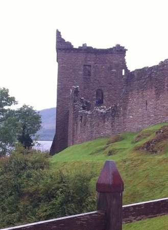 Loch Ness by Jacobite: Urquhart Castle