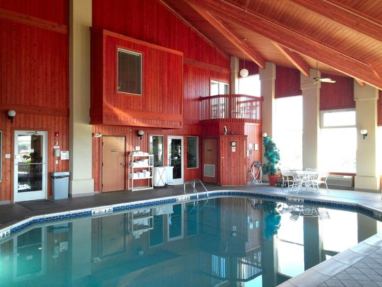 AmeriStay Inn Moses Lake: Indoor Pool