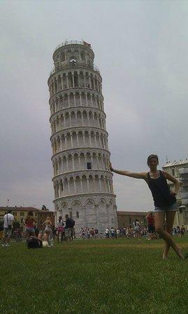 Der Schiefe Turm von Pisa: Token pic