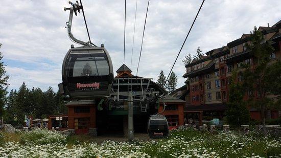 The Gondola at Heavenly : Gondola