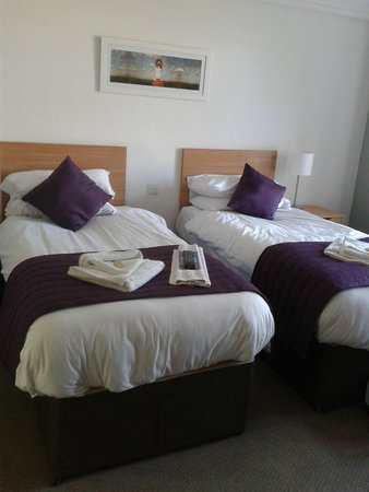 Bay Broadway Park Hotel: The comfortable beds