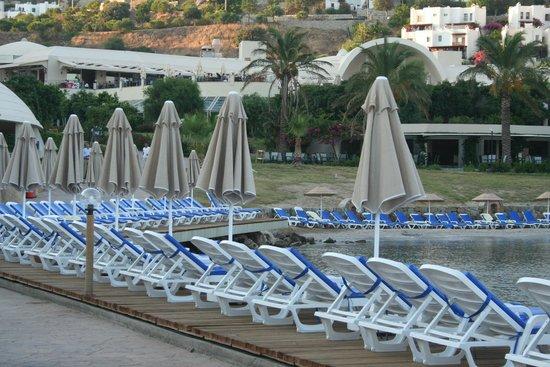 Yasmin Resort Bodrum: Sahil