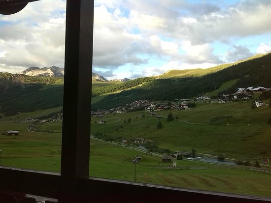 Hotel Galli: Vista dal balcone