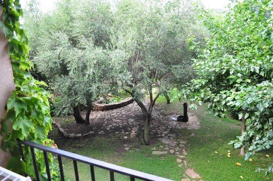 Residence La Rosa : View from balcony