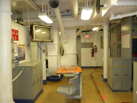 Uss New Jersey Tour Review