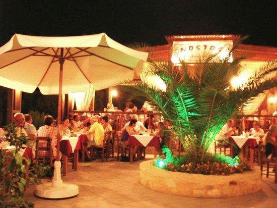Nostos Restaurant: atmospheric place