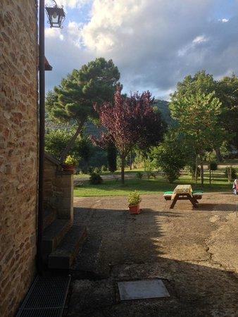 Le Capanne Agriturismo: rondom het huis