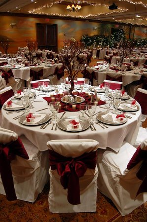 Stone Harbor Resort: Close-up of table  Ballroom