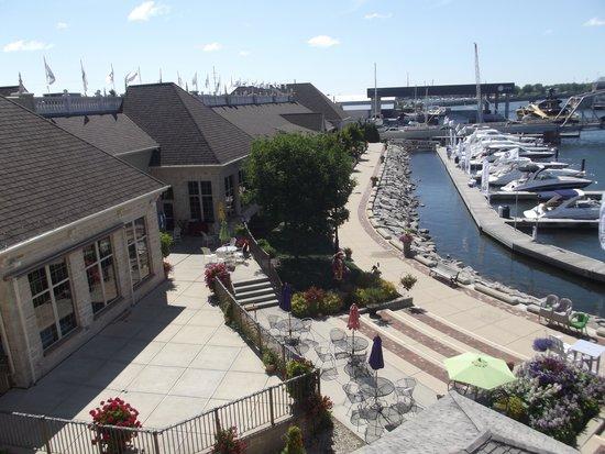 Stone Harbor Resort: Marina