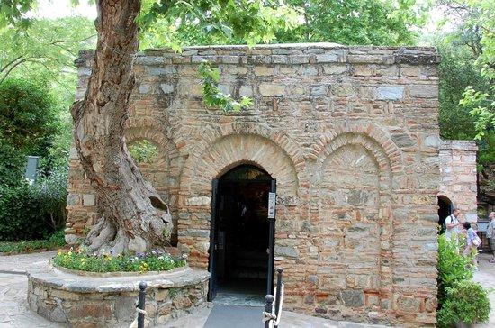 Meryemana (The Virgin Mary's House): The House of the Virgin Mary at Ephesus