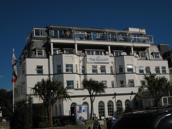 The Suncliff Hotel: Vista frontal
