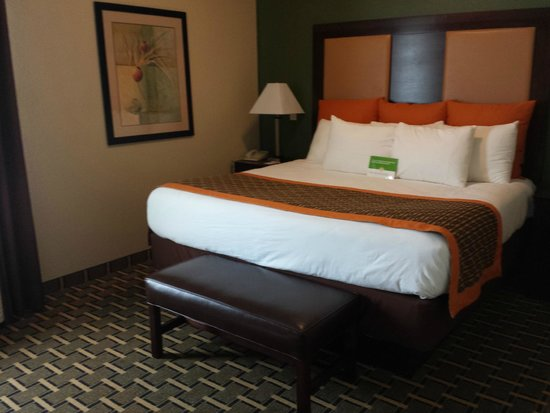 La Quinta Inn & Suites Lancaster: Most Comfortable King Bed