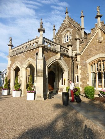 The Oakley Court: The Hotel