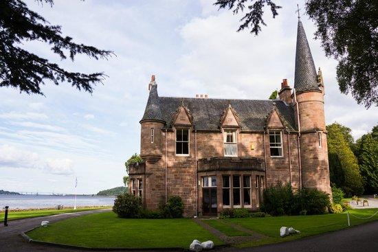 Bunchrew House Hotel : The hotel