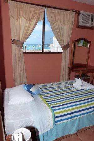 Hotel Castro: MATRIMONIO VISTA AL MAR