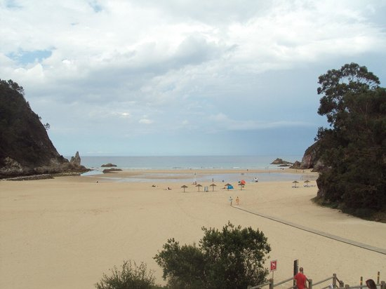 Beach of La Franca