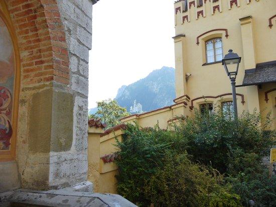 Schloss Hohenschwangau: Hohes Schloss