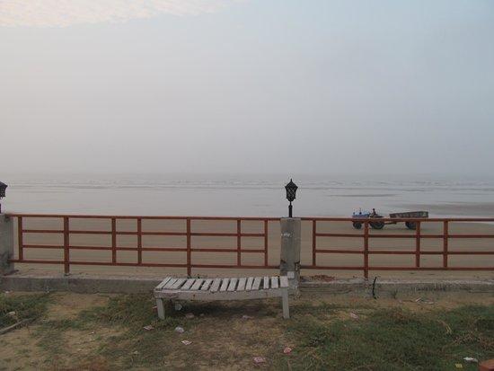 Massara Beach Resort: view point
