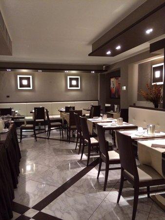 Soperga Hotel: Kahvaltı salonu