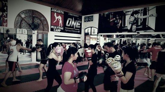 Jakarta Muay Thai Camp