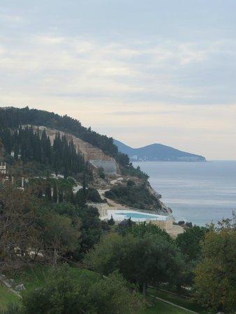 Sun Gardens Dubrovnik: view