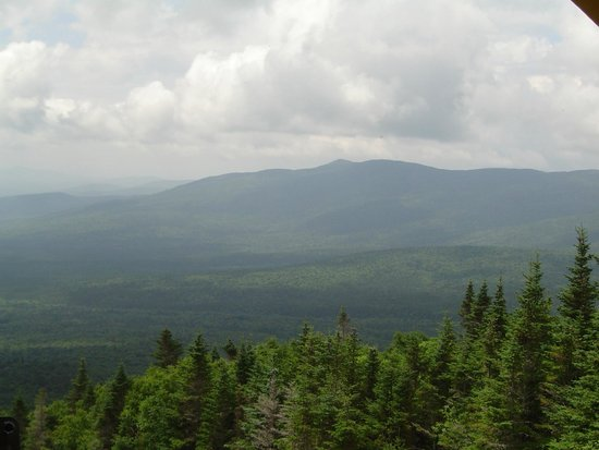 The Mount Washington Cog Railway : more views