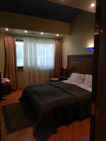 BEST WESTERN Santakos Hotel : Первая спальня