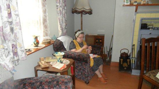 Beamish Museum: At Home Farm