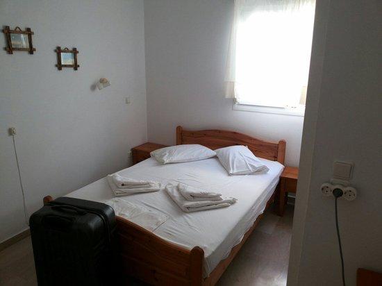 Hotel Vakhos : Room