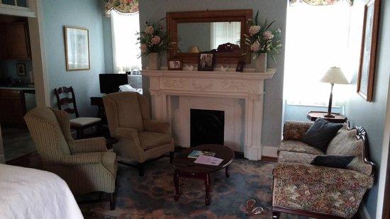 King George IV Inn: Room 5