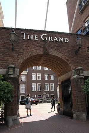 Sofitel Legend The Grand Amsterdam: Front building