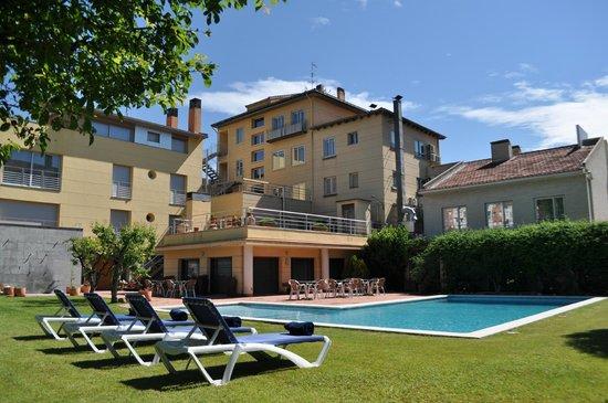 HOTEL SOLÉ (La Pobla de Segur, Provincia de Lleida): opiniones ...