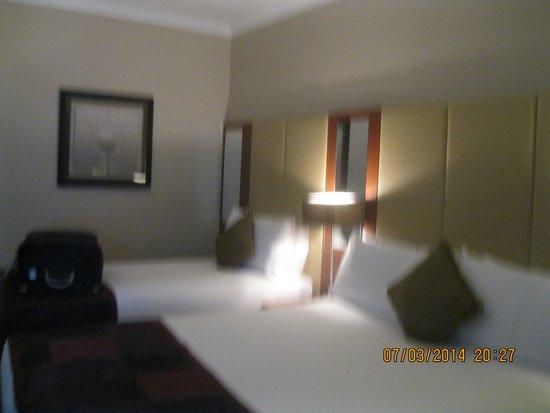 Royal Marine Hotel: Comfy beds