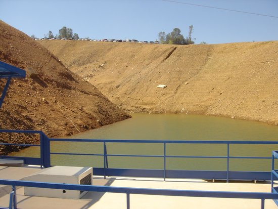 Lake Oroville State Recreation Area : another view