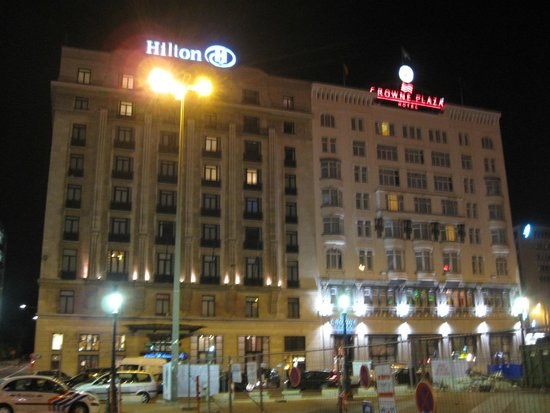 Hilton Brussels City : Hotel