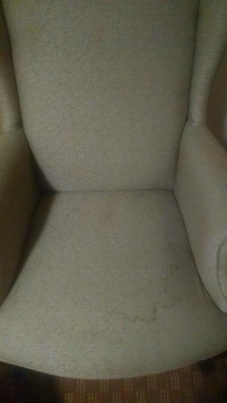 Country Inn & Suites By Carlson, Salisbury: Soiled Chair
