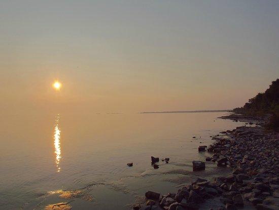 Craigleith Provincial Park : beautiful sunrises